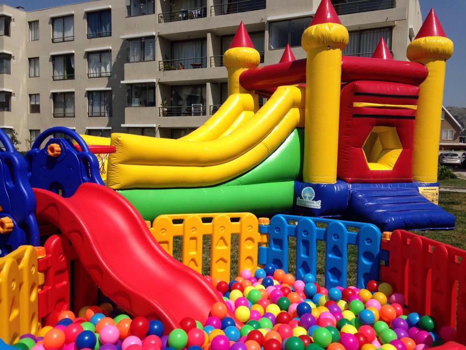Galeria De Imagenes Juegos Inflables Mini Jump